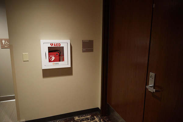2018 UWL Student Union 2nd Floor AED