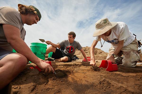2018 UWL Archaeology Site Tremaine Holmen 0011