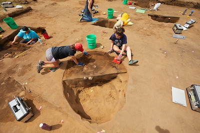 2018 UWL Archaeology Site Tremaine Holmen 0005