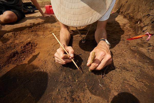 2018 UWL Archaeology Site Tremaine Holmen 0012