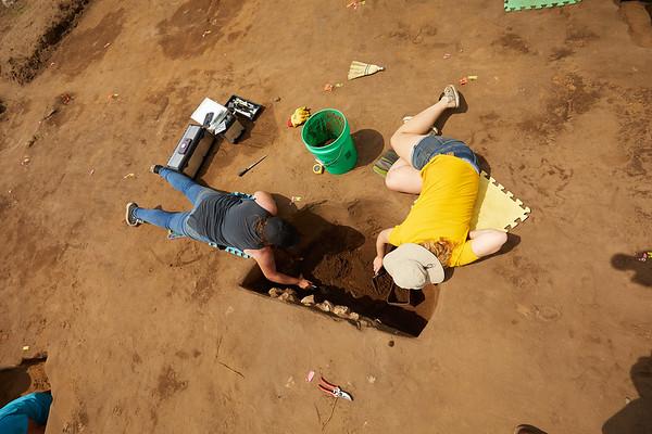 2018 UWL Archaeology Site Tremaine Holmen 0006