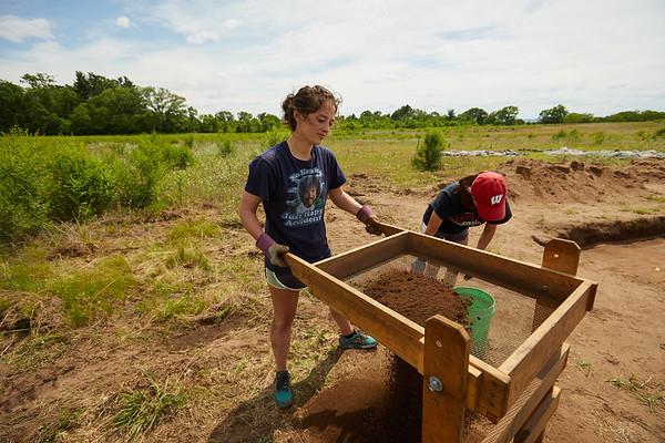 2018 UWL Archaeology Site Tremaine Holmen 0007