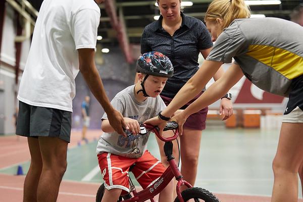2018 UWL Adaptive PE Bike Riding Training 0077