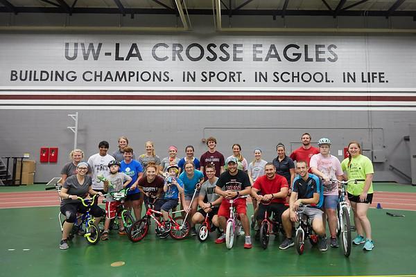 2018 UWL Adaptive PE Bike Riding Training 0132
