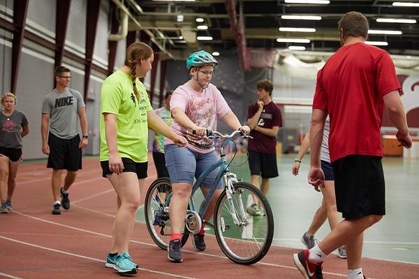 2018 UWL Adaptive PE Bike Riding Training 0093