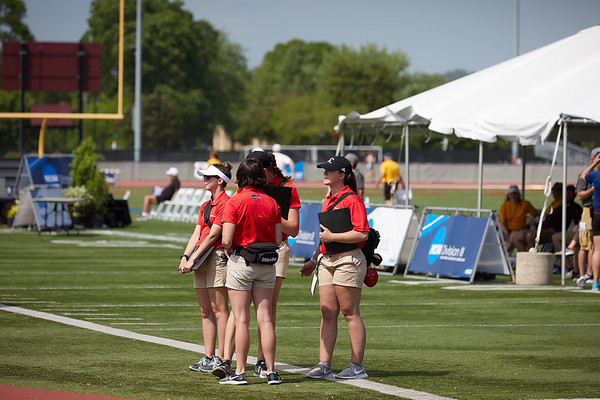 2018 UWL Athletic Training NCAA Outdoor Meet 0068