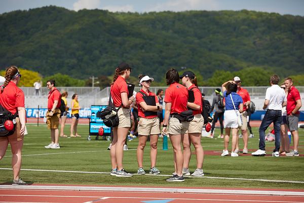 2018 UWL Athletic Training NCAA Outdoor Meet 0069