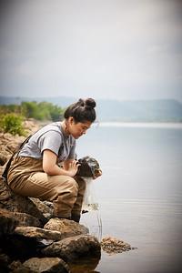 2018 UWL Biology Chemistry Nadia Carmosini Gregory Sandland Snail Invasive 0117