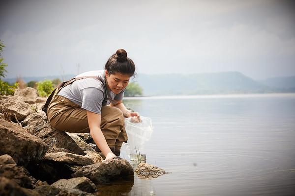 2018 UWL Biology Chemistry Nadia Carmosini Gregory Sandland Snail Invasive 0110