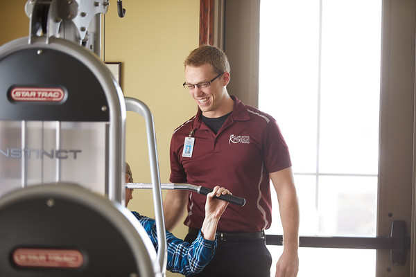 2018 UWL April Physical Therapy PT Students Fall Prevention0045