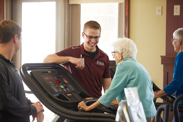 2018 UWL April Physical Therapy PT Students Fall Prevention0057