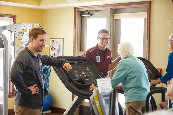 2018 UWL April Physical Therapy PT Students Fall Prevention0039