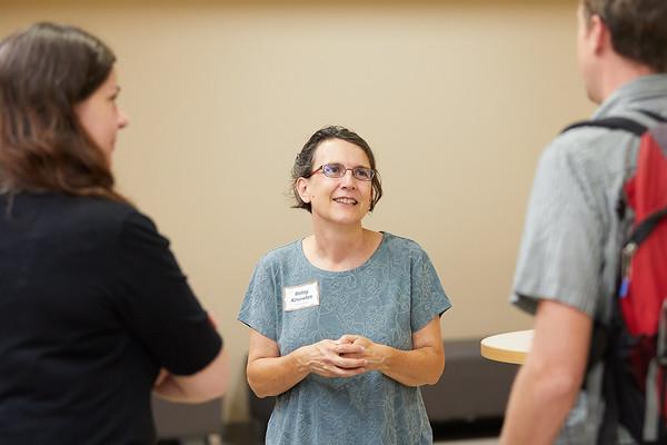 CATL Teaching Conference; Buildings; Centennial; Location; Inside; Classroom; People; Professor; UWL UW-L UW-La Crosse University of Wisconsin-La Crosse; Betsy Knowles