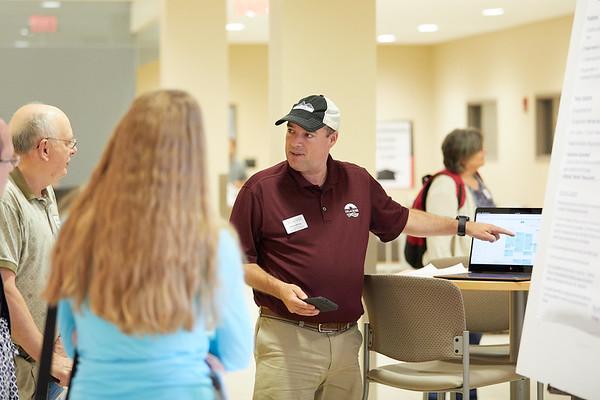 CATL Teaching Conference; Buildings; Centennial; Location; Inside; Classroom; People; Professor; UWL UW-L UW-La Crosse University of Wisconsin-La Crosse; James Murray