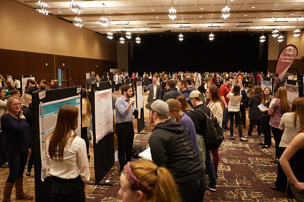 2018 UWL Celebration of Student Research and Creativity 0018