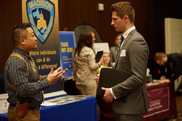 2020 UWL Spring Career Fair 6