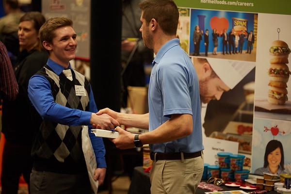 2020 UWL Spring Career Fair 4