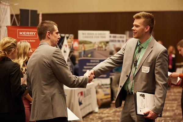 2020 UWL Spring Career Fair 16