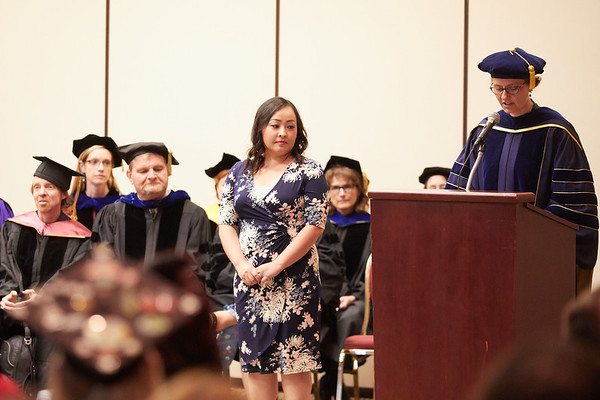 2018 UWL Spring Commencement Graduation 0072
