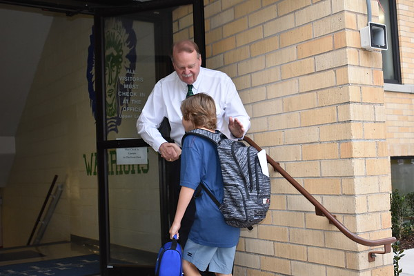 First Day of School 2017