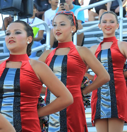 Harlan Football Game 9-7-17
