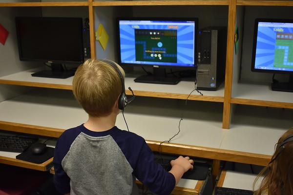 Hour of Code- Kindergarten