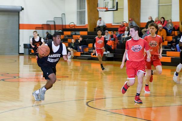 JV Basketball Scrimmages Rustburg HS