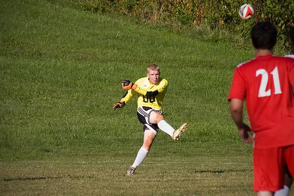 JV Soccer v RVCS
