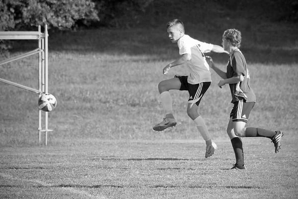 JV Soccer v VES