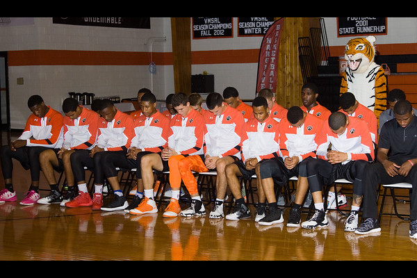 Meet the Tigers - PG Basketball / Hall of Fame