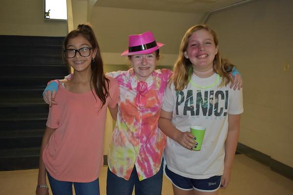 Middle School Fall Social