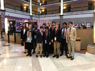 Middle School State Debate