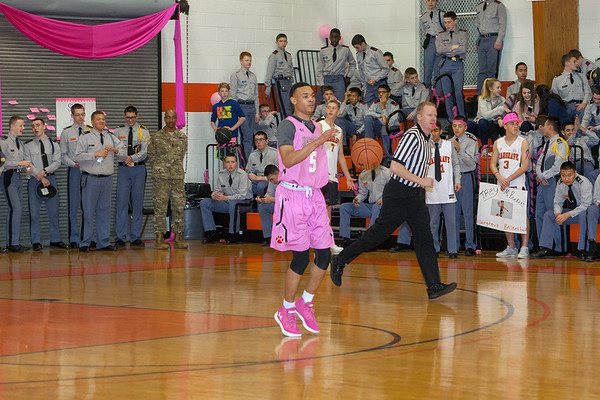 PG Basketball v Covenant Collegiate Prep (Fight Against Cancer Challenge)
