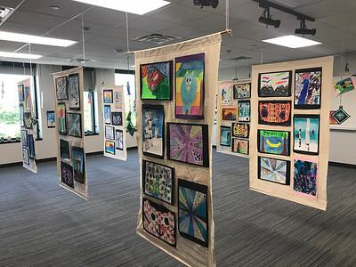 Lower School Art Show & Spring Fling