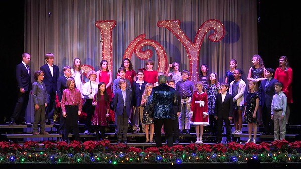 Middle And Upper School Winter Concert