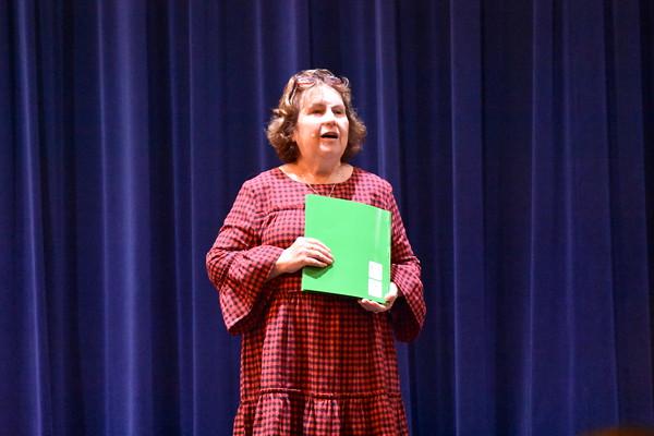 Middle School Drama Club: Color Scheme