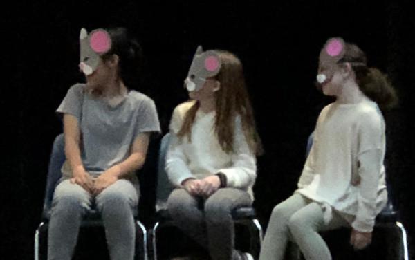Middle School Drama Club Play