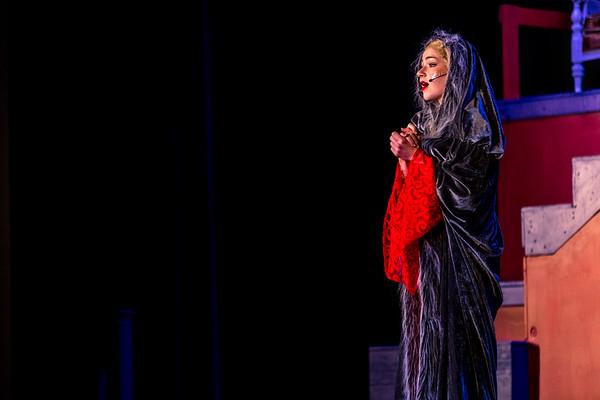 Upper School Musical 11.12.17: Camelot
