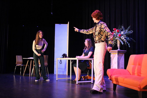Upper School Play: The Great All-American Musical Disaster
