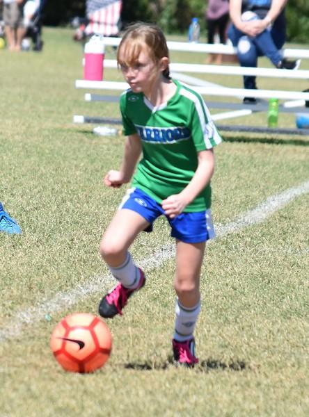Middle School YMCA Soccer