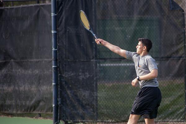 Tennis v New Covenant School