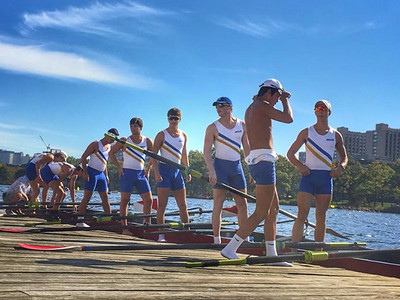Varsity Crew at Head of the Charles