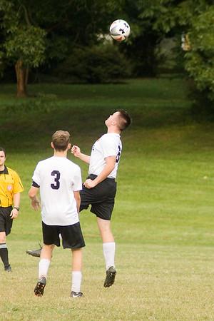 Varsity Soccer v FUMA