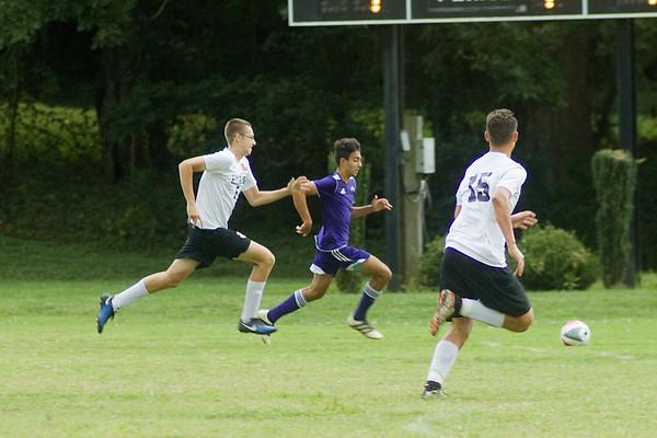 Varsity Soccer v Lynchburg Homeschool