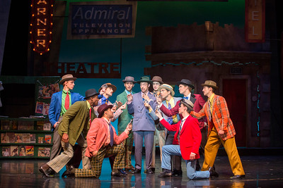 Guys and Dolls archive photos 2017