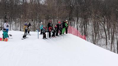 Skiercross