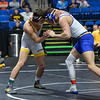 Wyoming's Chaz Polson and South Dakota State's Martin Mueller Sunday, March 04, 2018