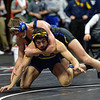 Northern Colorado's Keilan Torres and South Dakota State's Logan Peterson Saturday, March 03, 2018