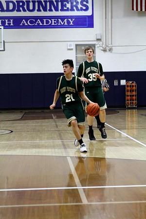 2017-12-08 Basketball at Nazareth Academy