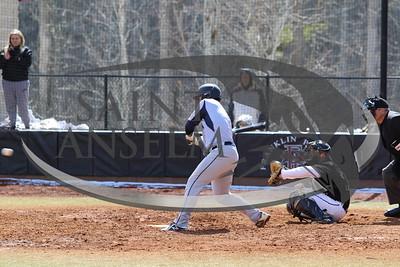Baseball vs. Saint Rose (03/25/18)